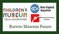 Borrow Museum Passes